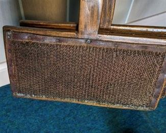 Antique wool carders