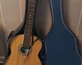 Carmencita acoustic guitar