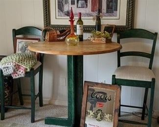 Bistro Table for two