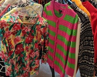 Nice Talbots sweaters and twin set
