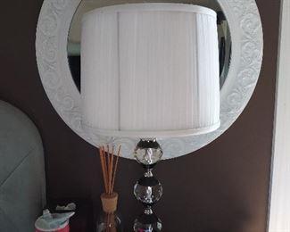 Lamp - set of 2