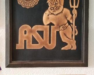 ASU and Arizona Diamonds memorabilia