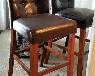 Bar stools for sale.