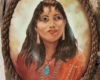 Beautiful Native American Art.