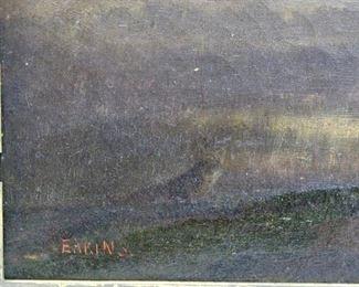 Eakins Signature