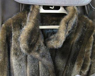 Donna Saylor Fine Fur Jacket - Very Nice  Includes a Protective Travel Bag