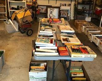 Garage Books