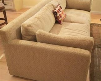 Beautiful Wool Couch
