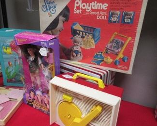 Sweet April, Blossom, Fisher Price