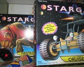 Stargate toys