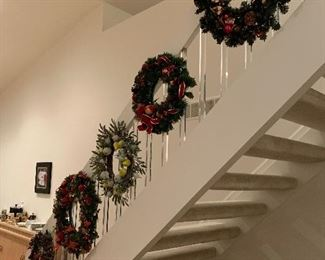 Such a cool house. Need a wreath?