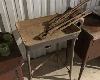 Forge and tools
