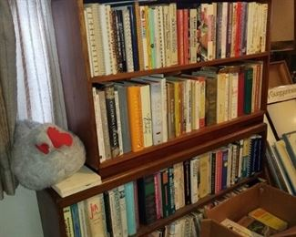 Over 500 books available  History Art Cooking Style Children  Healthy living