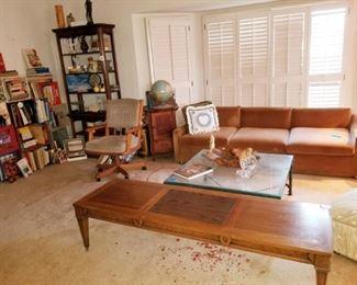 Mid Century Sofa - $40 Friday!