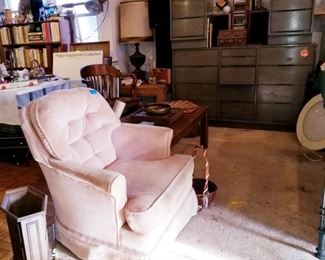 Arm chair $10 - Saturday