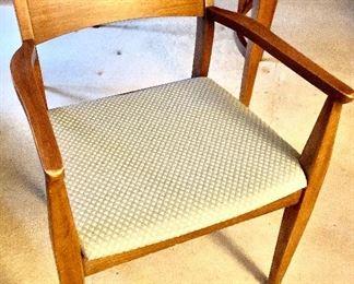 Mid-Century dining arm chair