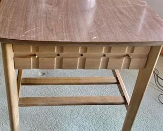 Mid century end table 2 available