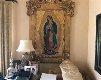 Gorgeous painting from a church