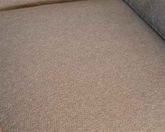 sofa/loveseat fabric (green cloth)