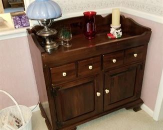 dining room server by Ethan Allen