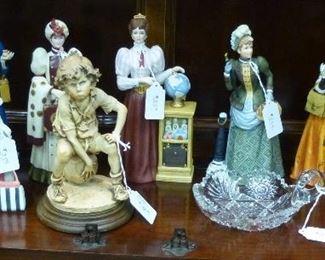 Mrs. Albee Avon Figurines