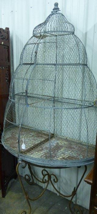 Antique Dove Cage
