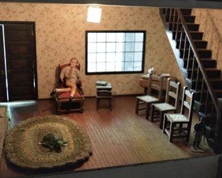 . Doll House 1st Floor Living Room