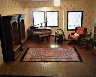 . Doll House 2nd Floor Study