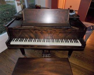 Sohmer & Co. grand piano