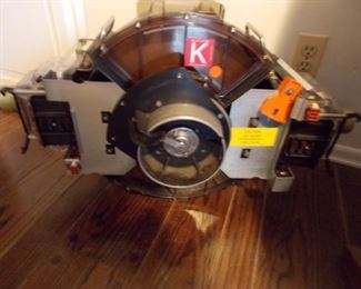 antique hard drive