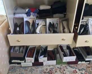 Loads of shoes  -size 6-7 -never worn
