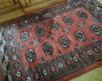 Quality oriental carpet