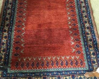 Oriental rug from Gregorians -(Iran )