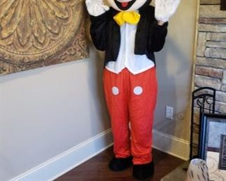 Mickey Mouse unisex adult costume