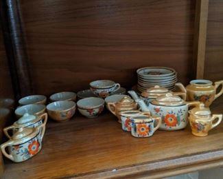 Child's pottery