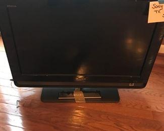 """Sony 26"""" TV"""