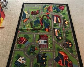 Children's playmat
