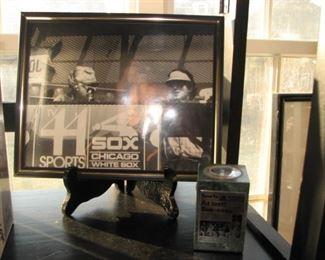 Chicago White Sox Memorabilia