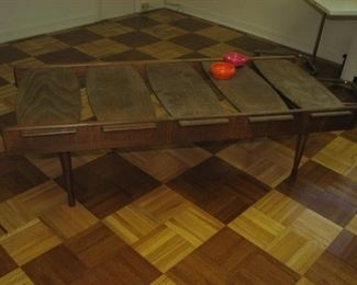 MCM coffee table