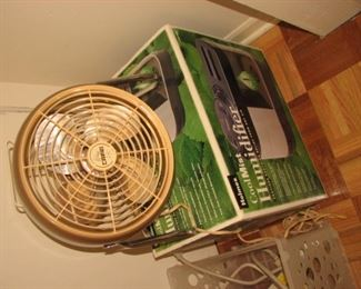 Vintage Capri fan