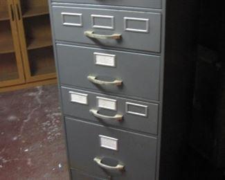 Peerless Steel metal cabinet