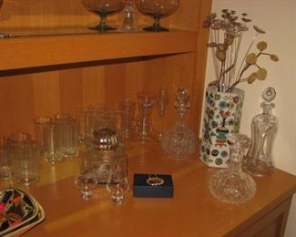 Barware, Pinch decanter