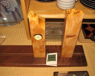 Charles Elkan Timeless Treasures Clock