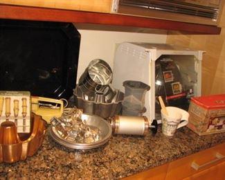 Kitchenware, Bakeware