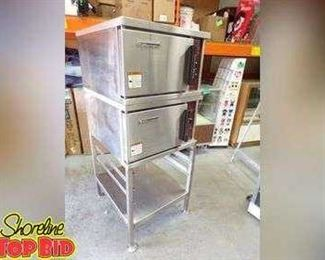 Double Steamer Cooker