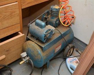 Craftsman 125 psi air compressor