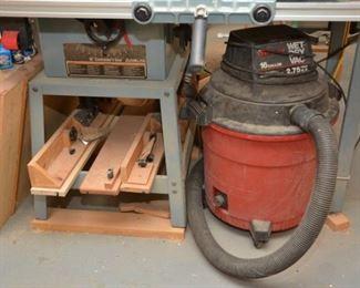 Craftsman 16-gallon wet/dry shop vac,