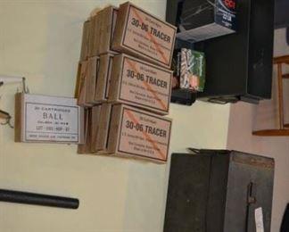 ammunition, ammo boxes