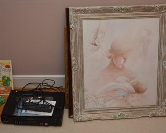 Sony VCR, picture