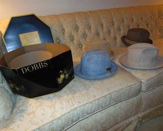 Vintage Men's Hats